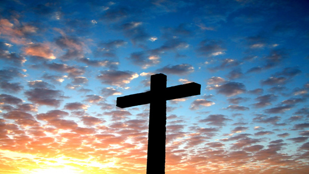 حوار مع الصليب