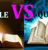 <p style='text-align:center;'>الفرق بين الكتاب المقدس والقرآن الكريم<br /><span style='font-size:20px;'>أيهما كلام الله؟</span></p>
