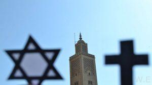 اليهودية والمسيحية والإسلام: أصول أسمائها ورسالاتها