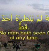 <p style='text-align:center;'>هل التجسد جائز على الله؟ (2/2)<br /><span style='font-size:20px;'>موقف المسيحية من التجسد الإلهي</span></p>