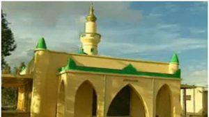 مسجد النجاشي في إثيوبيا