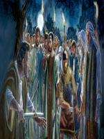 المسيح يسلم نفسه للجند