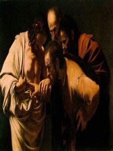 المسيح وتلاميذه بعد الصلب