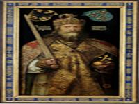 شارلمان إمبراطور الإمبراطورية الرومانية المقدسة (الغربية)