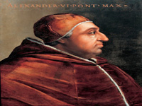 البابا إسكندر السادس