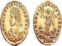كريسبس ابن قسطنطين الذي قتله