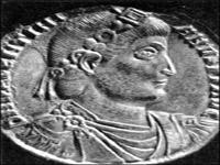الإمبراطور الروماني فلنتنيان الأول