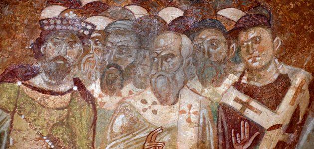 دور الباباوات الأوائل ومجمع نيقية الأول في صياغة المسيحية المعاصرة
