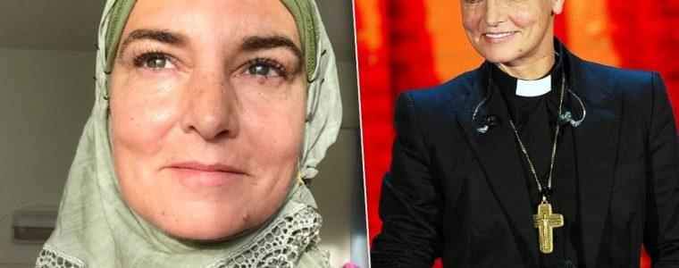 المغنية وكاتبة الأغاني الأيرلندية سينيد أوكونور تعتنق الإسلام