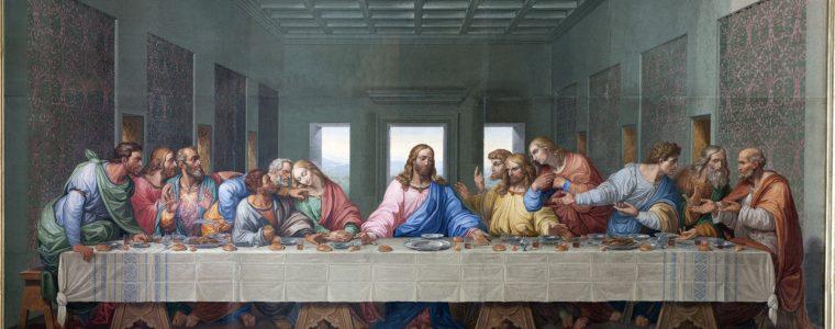 حقائق تاريخية عجيبة عن العشاء الأخير