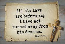قضايا إيمانية وأخلاقية بين القرآن والكتاب المقدس: (2) القضاء والقدر