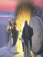 من أول من توجه إلى قبر المسيح؟
