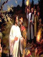 يهوذا يعطي علامة لرؤساء الكهنة