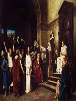 محاكمة المسيح