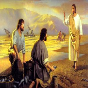 هل أكل المسيح مع تلاميذه بعد الصلب؟