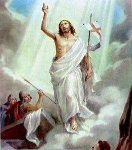 رفع المسيح وفقا لإنجيل برنابا