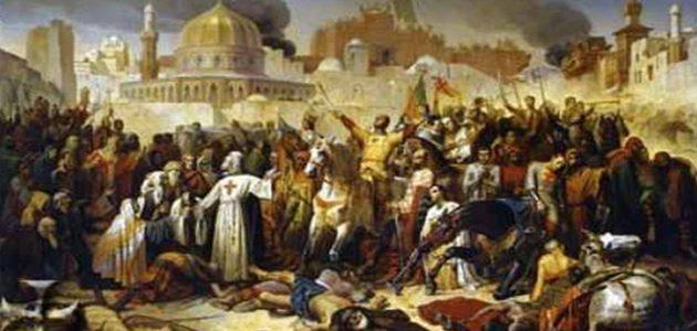 القتل والسلب والغنيمة والجزية والأسر والسبي بين المسيحية والإسلام (2/1)