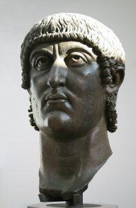 الإمبراطور الروماني قسطنطين الأول