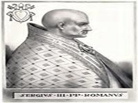 البابا سرجيوس الثالث